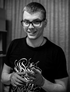 Антон Михаленков